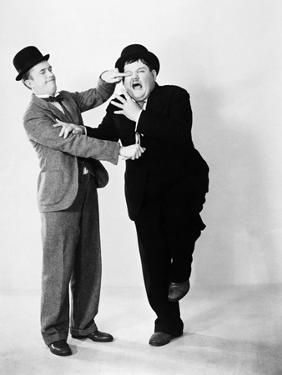 Oliver Hardy; Stan Laurel