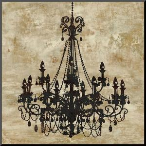 Chandelier I by Oliver Jeffries