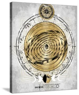 Zodiac Sphere I by Oliver Jeffries