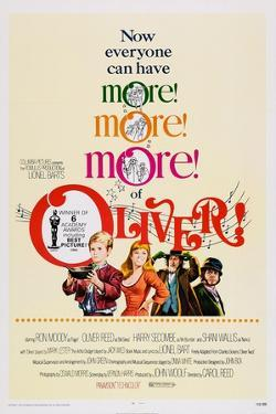 Oliver!, Mark Lester, Shani Wallis, Ron Moody, Oliver Reed, 1968