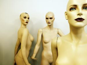 Female Mannequins by Oliver Strewe