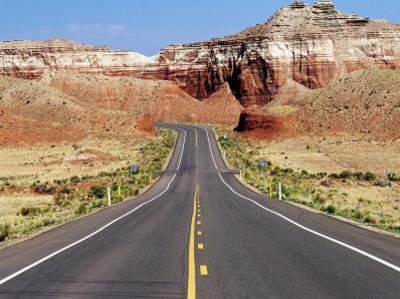 Highway 59, U.S.A. by Oliver Strewe