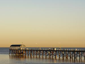 Jetty at Henley Beach by Oliver Strewe