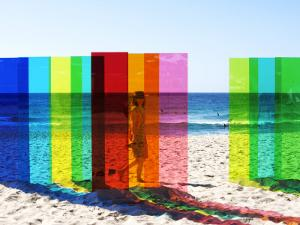 Sculpture by the Sea, from Bondi to Tamarama Coastal Walk by Oliver Strewe