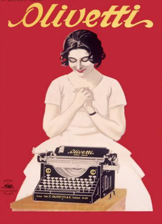 Olivetti Office Typewriter
