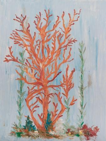 Painterly Coral II