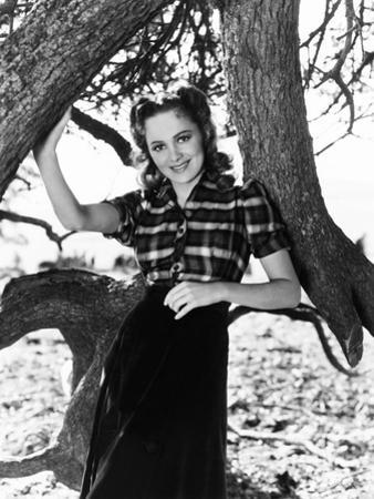 Olivia De Havilland, 1939