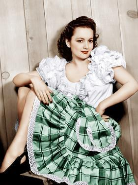 Olivia de Havilland, ca. 1948