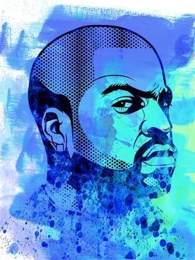 Ice Cube by Olivia Morgan