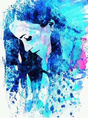 Legendary Alanis Morissette Watercolor by Olivia Morgan