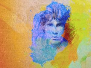 Legendary  Morrison Watercolor by Olivia Morgan