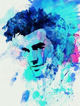 Legendary Morrissey Watercolor