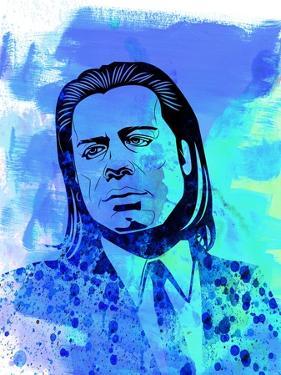 Pulp Fiction Vincent Vega by Olivia Morgan