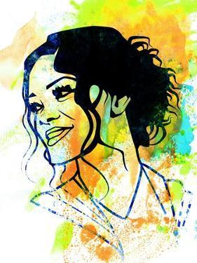 Rihanna by Olivia Morgan