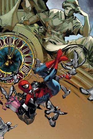 Amazing Spider-Man Annual No.36 Cover: Spider-Man