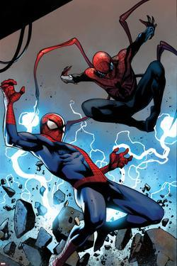 Amazing Spider-Man No. 11 Cover by Olivier Coipel