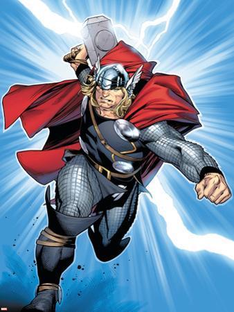 Thor No.6 Cover: Thor