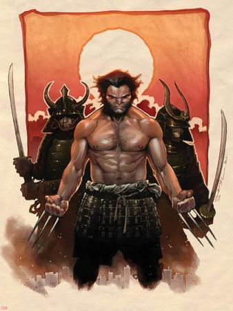 Wolverine No.301 Cover