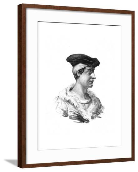 Olivier de Clisson--Framed Giclee Print