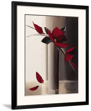 Bouquet Rouge I by Olivier Tramoni
