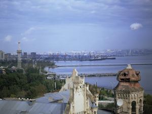 Baku, Azerbaijan, Central Asia by Olivieri Oliviero