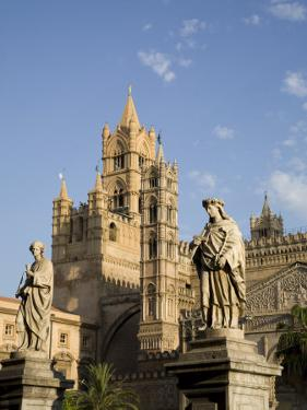 Cathedral, Palermo, Sicily, Italy, Europe by Olivieri Oliviero