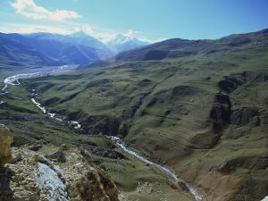 Caucus Mountains, Azerbaijan, Central Asia by Olivieri Oliviero