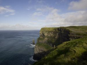 Cliffs of Moher, County Clare, Munster, Republic of Ireland, Europe by Oliviero Olivieri