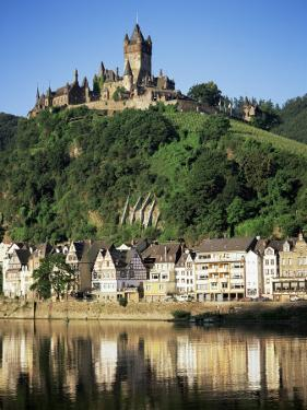 Cochem, River Mosel, Rhineland-Pfalz, Germany, Europe by Oliviero Olivieri