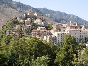 Corte, Corsica, France, Europe by Oliviero Olivieri