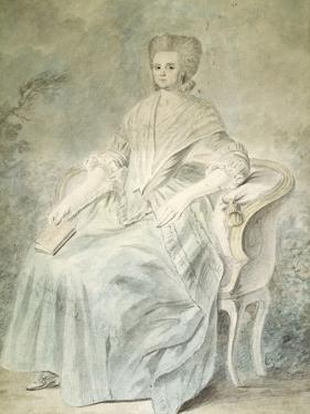 Olympe De Gouges (1748-1793), French Playwright and Political Activist Guillotined in 1793