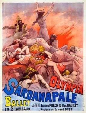 Olympia Sardanapale Ballet