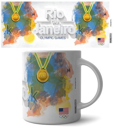 Olympics 2016 - Rio de Janeiro Mug
