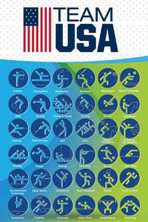 Olympics 2016- Team Usa Events