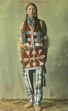 Omaha Indian