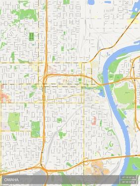 Omaha, United States of America Map
