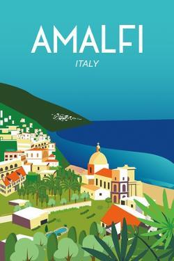 Amalfi by Omar Escalante