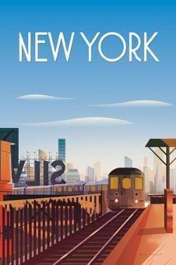 New York City by Omar Escalante
