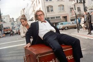 On s'fait la valise Docteur ? WHAT'S UP, DOC? by Peter Bogdanovich with Barbra Streisand and Ryan O