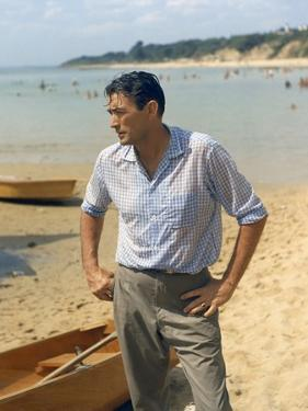 ON THE BEACH, 1959 directed by STANLEY KRAMER Gregory Peck (photo)