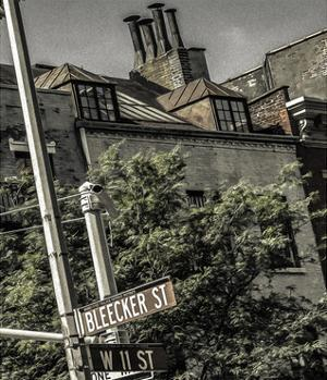 On the Corner of Bleecker