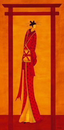 Geisha II by Ona