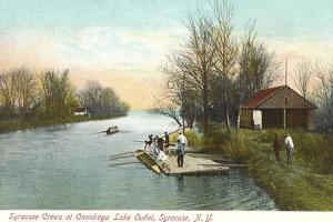 Onandaga Lake Outlet, Syracuse