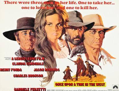 Once Upon a Time in the West, (AKA C'Era Una Volta Il West), 1968