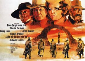 Once Upon a Time in the West, (AKA C'Era Una Volta Il West, Aka Spiel Mir Das Lied Vom Tod), 1968