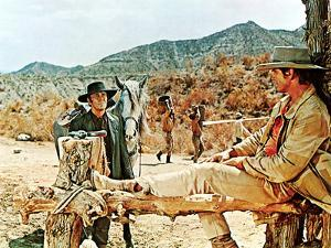 Once Upon A Time In The West, Henry Fonda, Charles Bronson, 1969