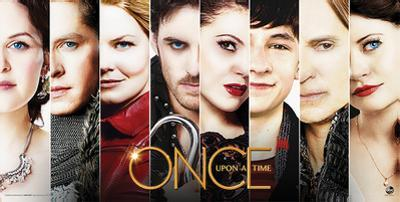 Once Upon A Time- Main Cast
