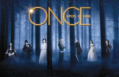 Once Upon a Time Television Poster