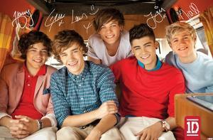 One Direction - Bus