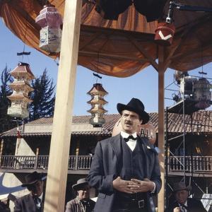 ONE-EYED JACKS, 1961 directed by MARLON BRANDO Karl Malden (photo)